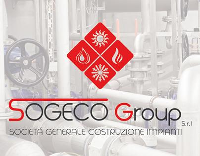 Sogeco Group # Brand # Print Design