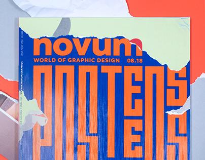 novum 08.18 »posters«