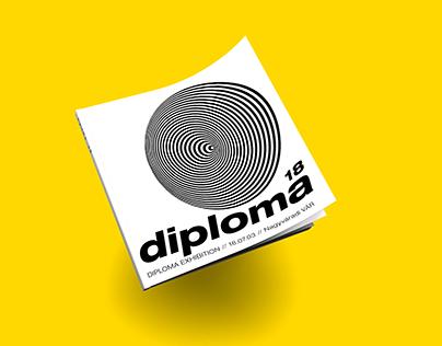Diploma Exhibition - Visual identity