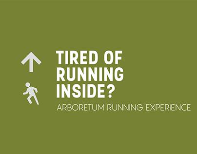 Arboretum Running Experience