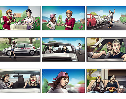 storyboards for advertising 01