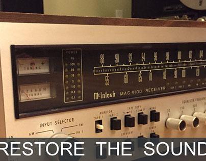 Stereo Repair in Kansas City, MO
