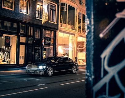 Bentley Flying Spur x Amsterdam