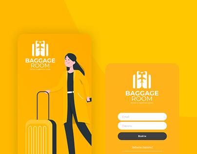 Baggage room