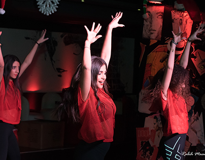 Sugar and Spice - Zumba event (Christmas 2017)