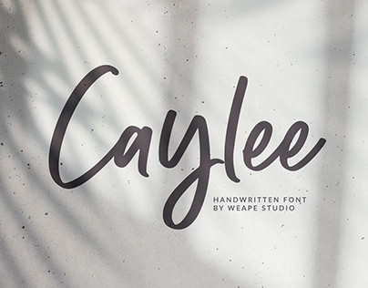Caylee Script
