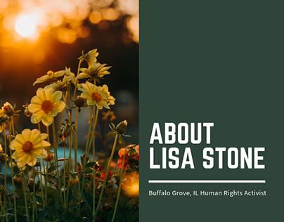 About Lisa Stone