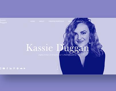 Personal Branding Project - Brand Designer