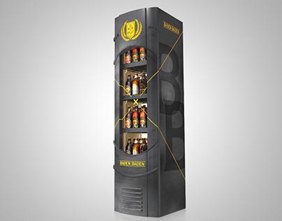 Refrigerador Baden Baden