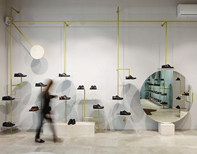 IKOS concept store