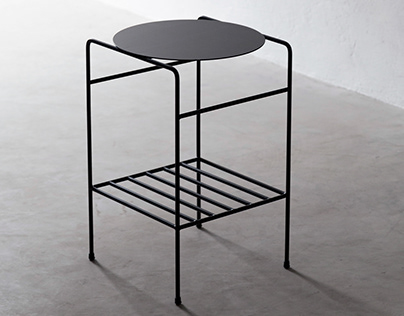 O.U side table