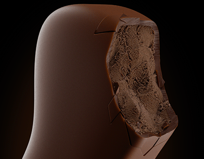 ICE CREAM 3D CGI