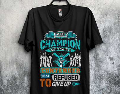 sports t-shirt design