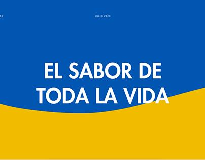 EL SABOR DE TODA LA VIDA - MAZATUN