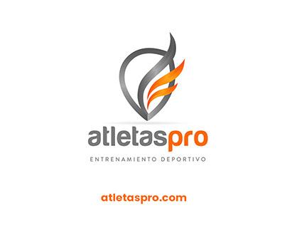Atletas Pro. Entrenamiento Deportivo.