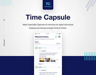 Time Capsule - Save your Memories