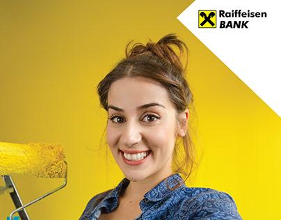 Campaign for Raiffeisen Bank - TAKO LAKO