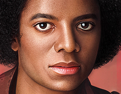 Michael Jackson - Digital painting