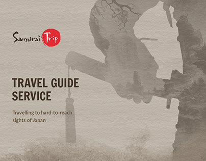 Samurai Trip - travel guide service
