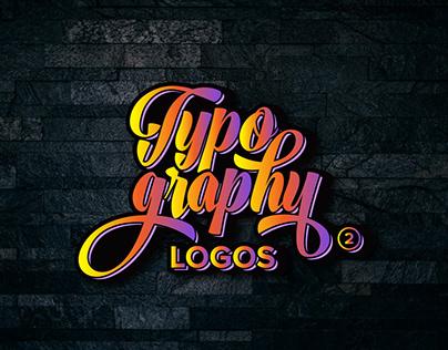 Typography Logofolio - V2 - 2018
