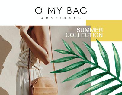 """O My Bag Newsletter """"Task"""""""