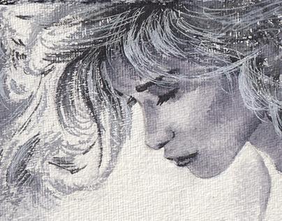 La lumière dans les cheveux (mars 2020)