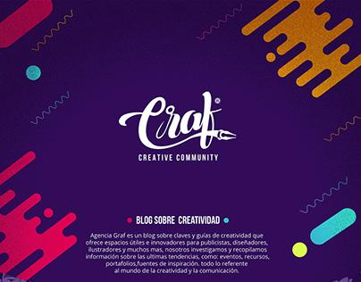 Agencia Graf ® Brand Identity .