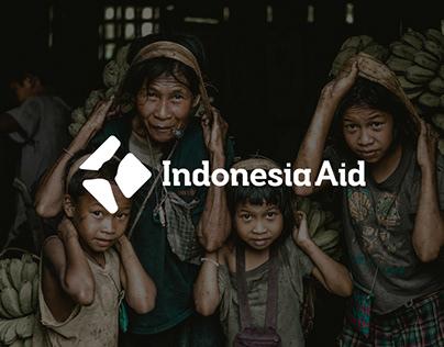 Indonesia Aid Brand Identity Design