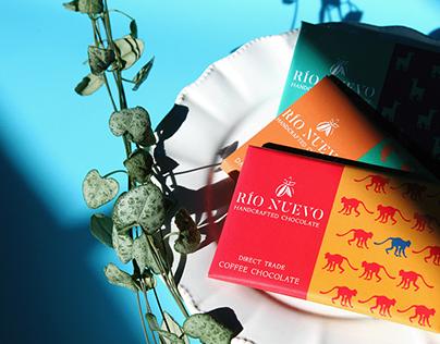 Rio Nuevo Chocolate - Product Photography