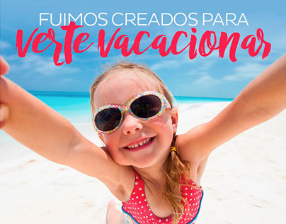 Email Campaign | Royal Holiday | Creados para vac