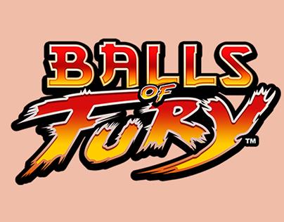 Balls of fury (Slotgame)
