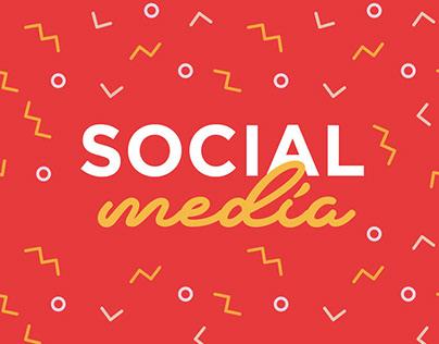 Social Media for RTP 2016-2018