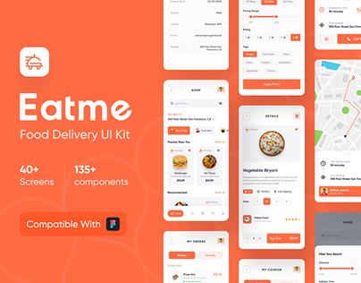 Food Delivery App Case Study   UI/UX Case Study