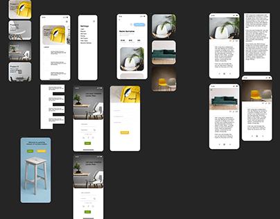 App Design - Prototype