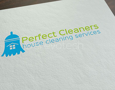 Logo Design - Perfect Cleaners