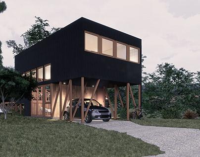Casa Mahuida | 2019