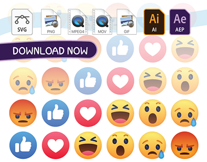 Facebook 2019 reactions Open source downloadable