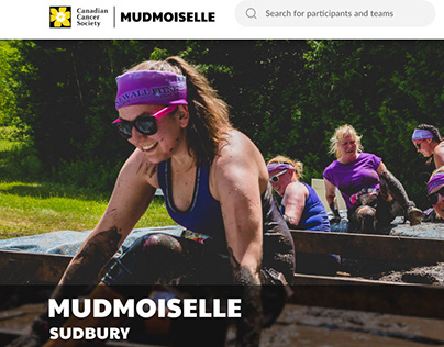Canadian Cancer Society Mudmoiselle