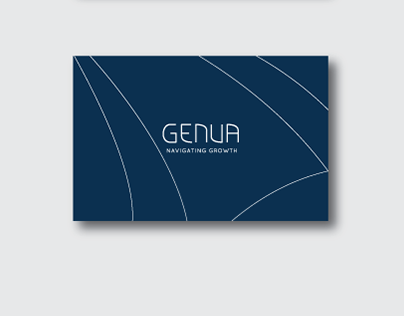 Genua visual identity