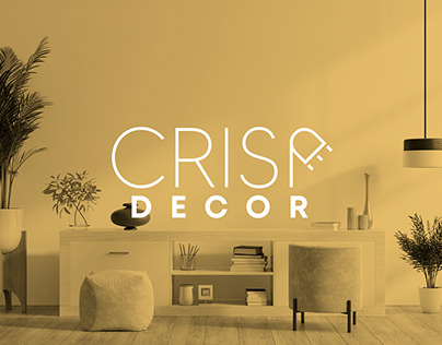 Daily Logo Challenge #11 Crisp Decor