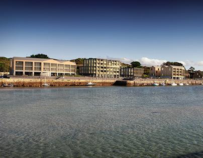 North Quay, Hayle [CGI / in Progress]