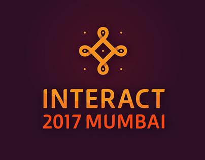 INTERACT 2017 Identity and Branding