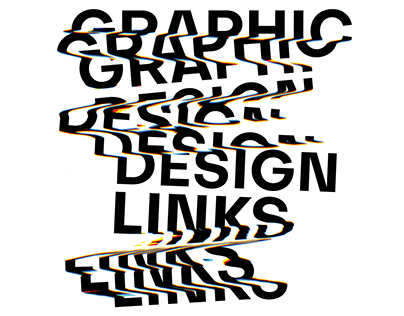 Graphic Design Links | Editorial