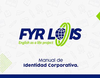 Manual de Identidad Corporativa de Fyr Lois