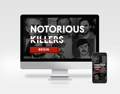 Notorious Killer Website