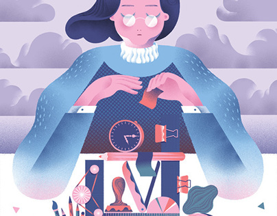 Recent Editorial Illustrations