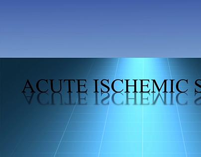 ischemic stroke module
