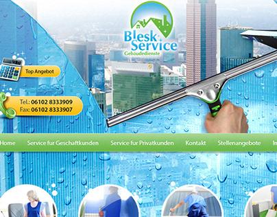 Blesk Service - клининговая компания