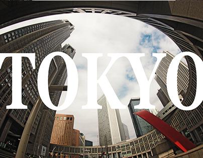 TOKYO 2019 Urban landscapes photography