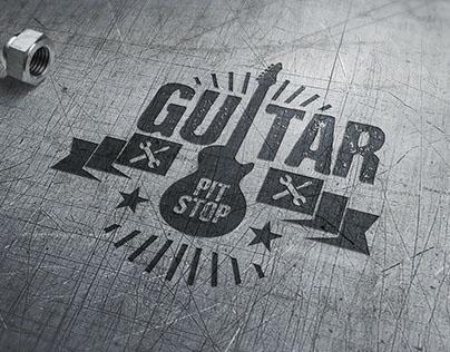 Guitar Pitstop Logo dessign